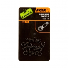 Fox - Edges Flexi Ring Swivel
