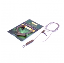 PB Products - Silk Ray Heli-Chod Leader - 90cm - 2pcs