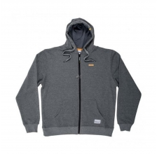 Navitas - Low Key Zip Hoody (grey)