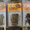 Solar Tackle - Safety Leadclip Kit - Black