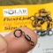 Solar Tackle - Flexi-Ring Swivels - Size 8