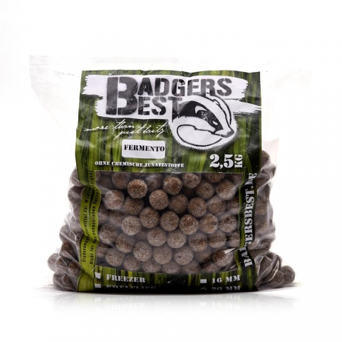 Badgers Best - Fermento 2,5kg - 24mm