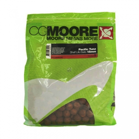 CC Moore - 1kg Pacific Tuna Shelf Life - 18mm