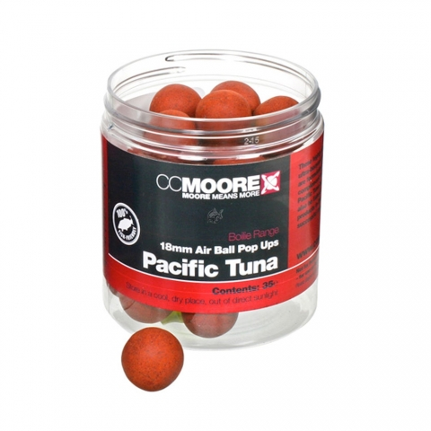 CC Moore - Pacific Tuna Air Ball Pop Ups - 15mm