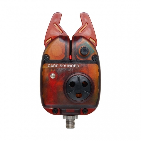 Carp Sounder - Neon Red Bissanzeiger - LED rot