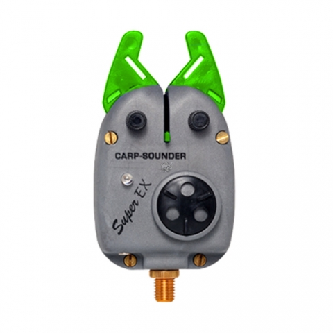 Carp Sounder - Super Ex Neon - LED gr�n