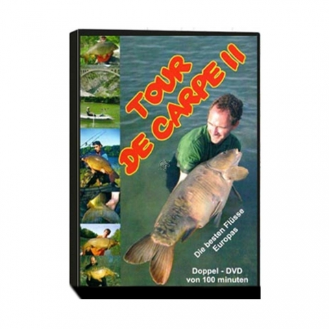 Carp Sounder - Tour de Carpe II - DVD