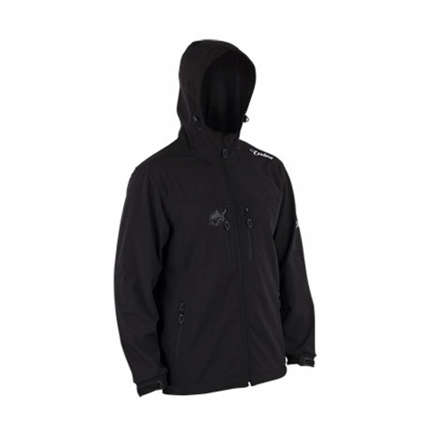 Century - Softshell Jacket - Black - Size XL