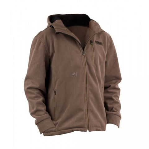 Chunk Wind Shield Hooded Jacket Khaki - M&R Edition 2016