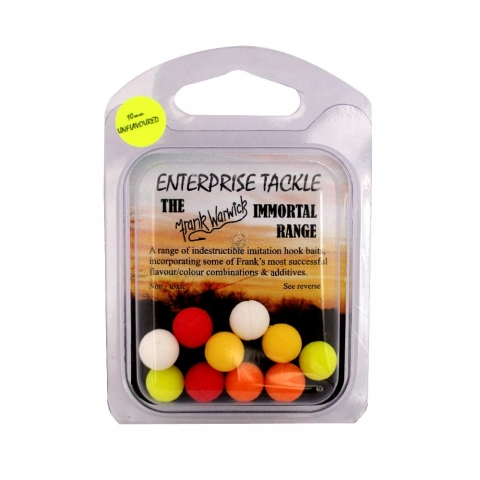 Enterprise Tackle - 10mm Hookbaits - Boilie Colormix