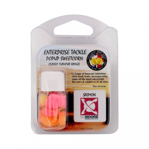 Enterprise Tackle - Classic Flavour Range - Salmon - Yellow/Fluoro Pink