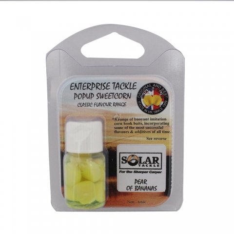 Enterprise Tackle - Classic Flavour Range - Solar Pear of Bananas - Fluoro Yellow