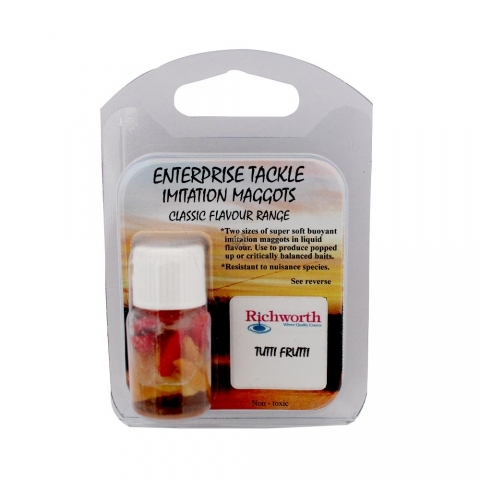 Enterprise Tackle - Maggots - Tutti Frutti - Colormix