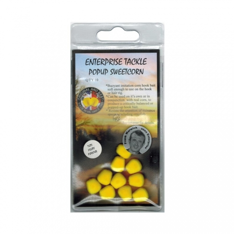 Enterprise Tackle - Pop Up Sweetcorn - Flavoured - Gelb Tutti Frutti