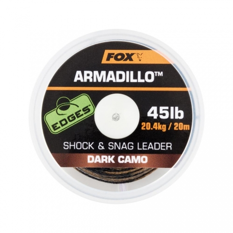 Fox - Armadillo Dark Camo 20m 45lb