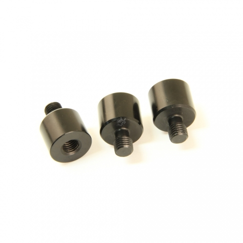 Fox - Black Label Spacers (3x18mm)