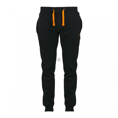 Fox - Black/Orange Lightweight Joggers