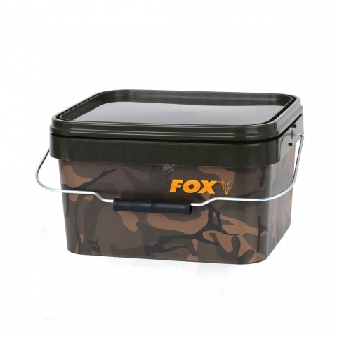 Fox - Camo Square Bucket 5 Liter