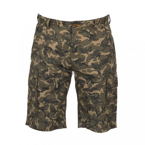 Fox - Chunk Lightweight Cargo Shorts Camo