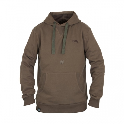 Fox - Chunk Ribbed Hoody Khaki # XL