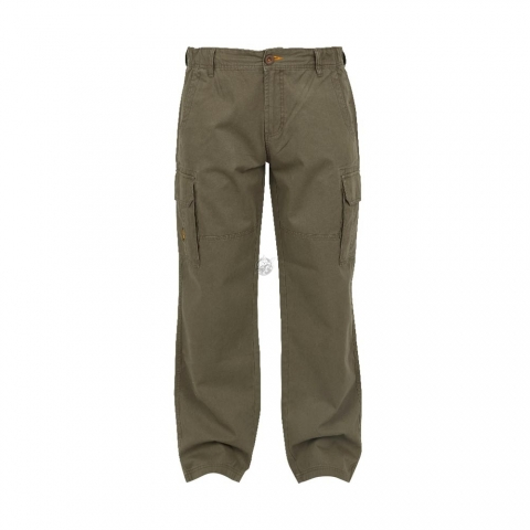 Fox - Chunk Twill Cargo Pants Khaki # XL