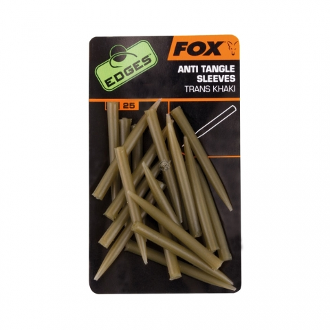 Fox - Edges Anti Tangle Sleeve Standart - Khaki