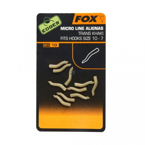 Fox - Edges Micro Line Aligna Hook # 10-7