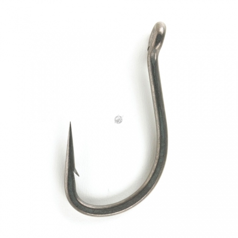 Fox - Edges Stiff Rig Straight Hook - Size 7