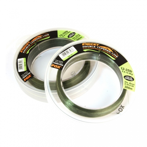 Fox - Exocet Double Tapered Line 15-35lb 300m