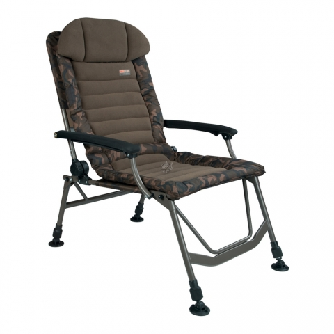 Fox - FX Camo Super Deluxe Recliner Chair