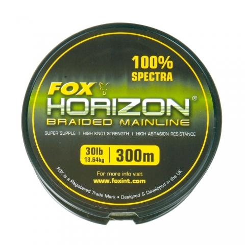Fox - Horizon Braided Mainline - 25lb. - 300m