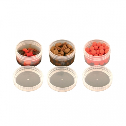 Fox - Mini Bait Tubs x6