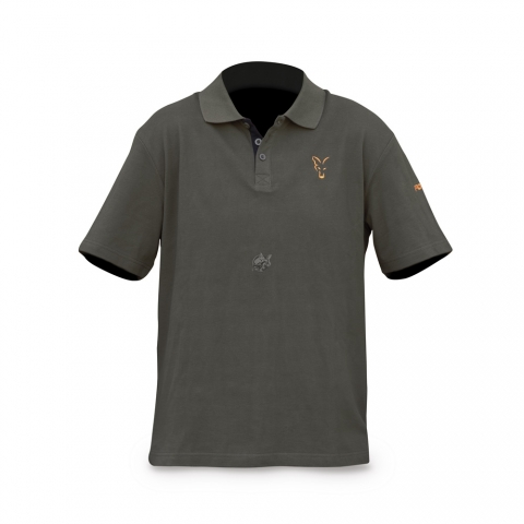 Fox - Polo Shirt Green - XXL