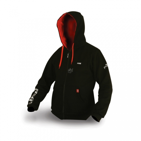Fox Rage - Heavy Hoody - Black - L