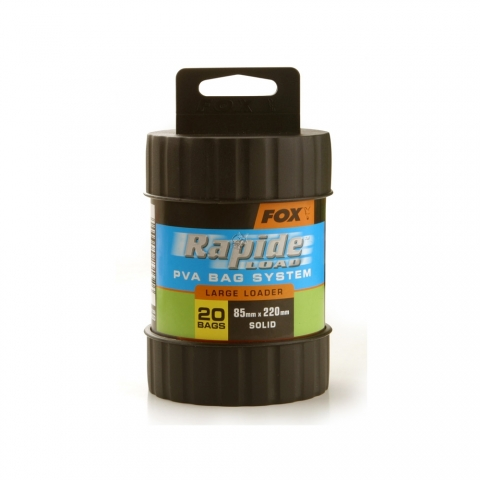 Fox - Rapide Load PVA Kit - 85mm x 220mm