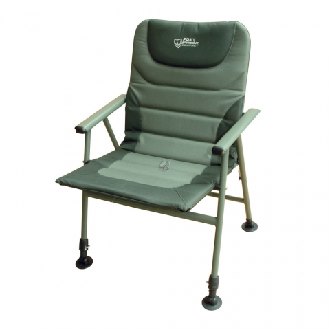 Fox - Warrior Compact Arm Chair