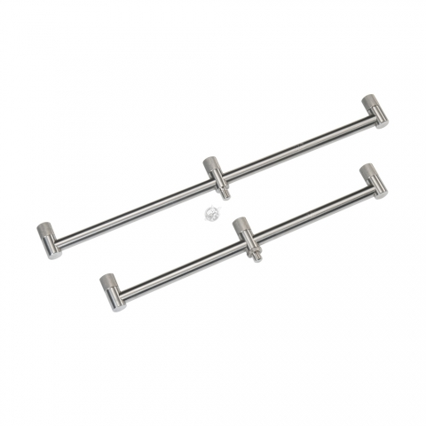 JRC - Stainless Buzzer Bars - 3 Rod Fixed - 15 / 12