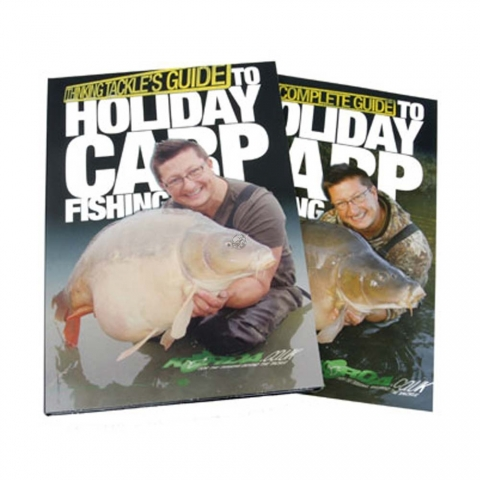 Korda - Complete Guide to Holiday Carp Fishing Book