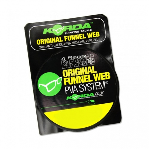 Korda - Original Funnel Web Hexmesh 20m Refill