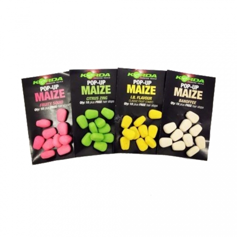 Korda - Pop-Up Maize IB