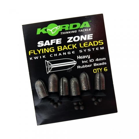 Korda - Safe Zone Flying Backleads 5g