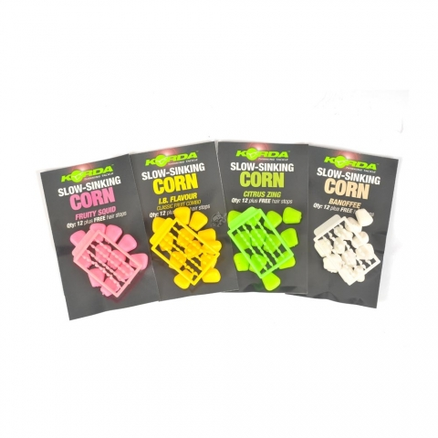 Korda - Slow Sinking Corn Fruity Squid Pink
