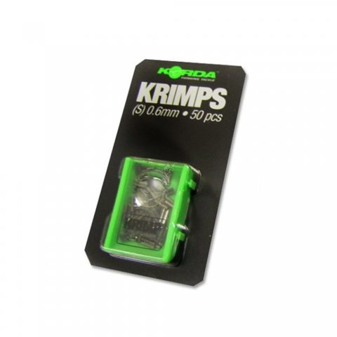 Korda - Spare Krimps 0,6 mm - Small