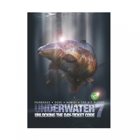 Korda - Underwater Carp Fishing DVD 7