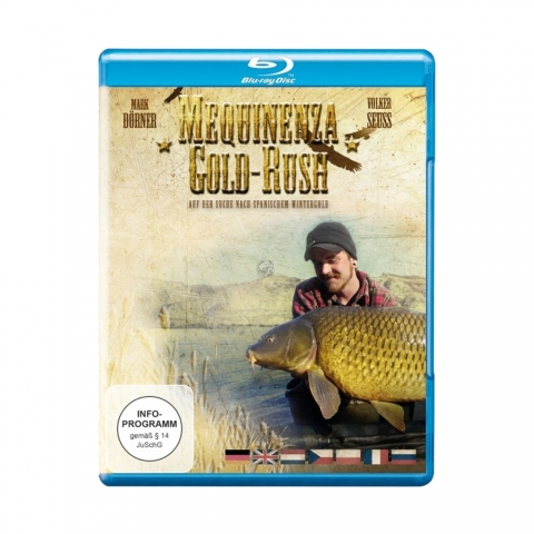 Mequinenza Gold-Rush - Blue-Ray