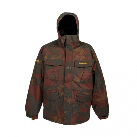 Navitas - Agent Lined Jacket Camo - Size 3XL