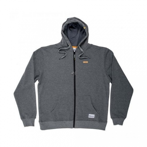 Navitas - Low Key Zip Hoody (grey) - Size M