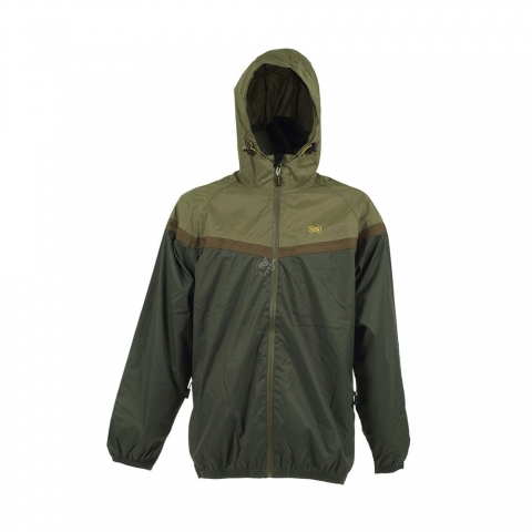 Navitas - Packaway Jacket Green - Size L