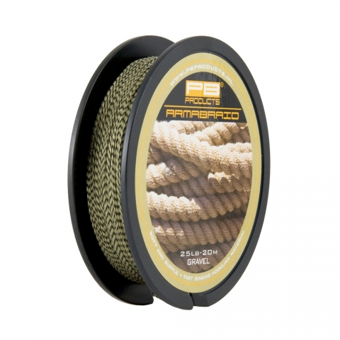 PB Products - Armabraid - 15lb - 20m - silt