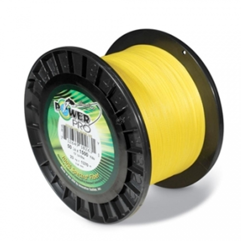 Power Pro - Yellow (Meterware) 0,19mm